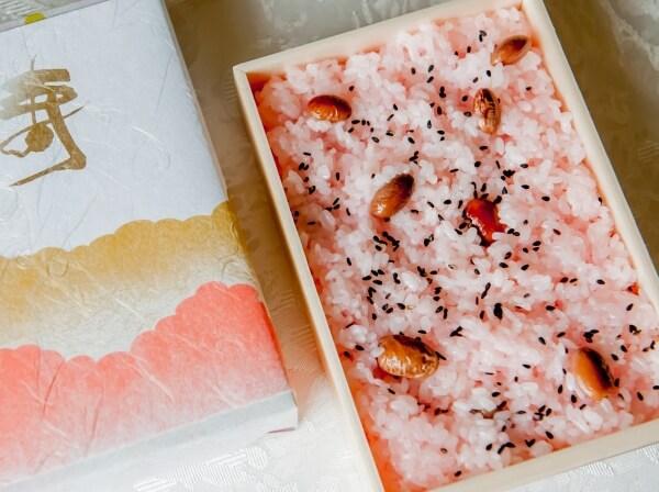 11月23日今日はお赤飯の日!!