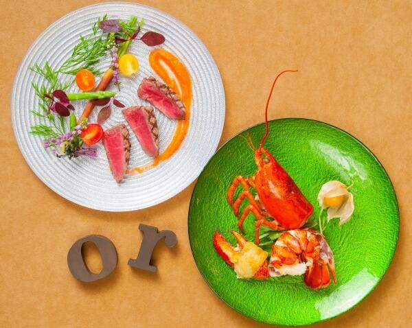 新潟市結婚式場 ブライダルフェア 料理試食