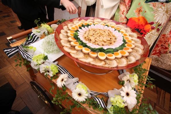 新潟市結婚式場ブライダルステージデュオ 生ケーキ ウェディングケーキ