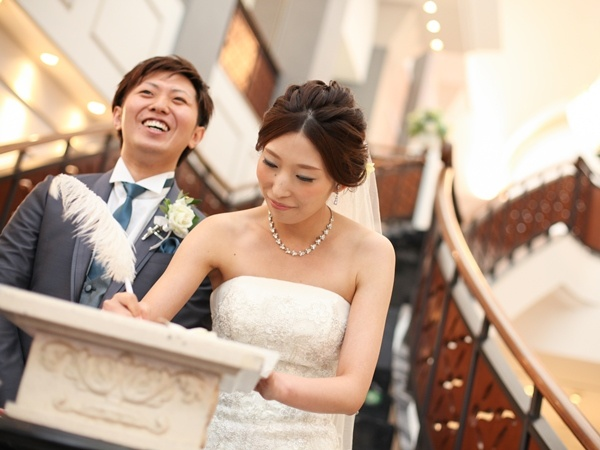新潟市結婚式場ブライダルステージデュオ