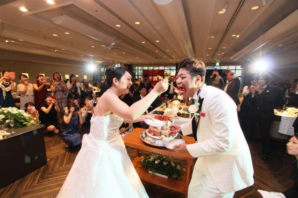 新潟市 結婚式場 デュオ 演出 ビールサーブ ゲスト おもてなし
