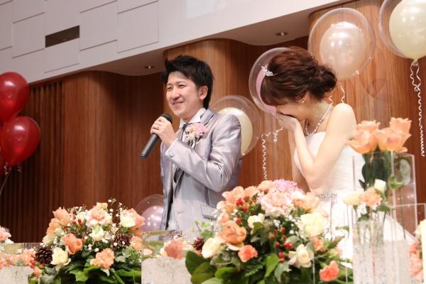 【新潟の季節に合わせてテーマは「秋」】感謝の気持ちも伝えて!全員が忘れられない結婚式に❤