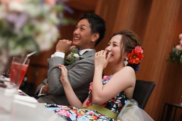 【ウェディングプランナーが自身の結婚式をしたら・・❤】厳選した演出×拘りポイントとは♪~第2弾~