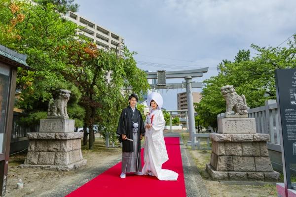 【和婚の挙式は神社婚で決まり☆】日本の伝統を楽しめる神前式ってこんなに魅力的❤