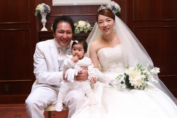 【パパママ婚はデュオにお任せ♪】お子様参加のアットホームに挙式をしたいなら「人前式」がオススメ❤