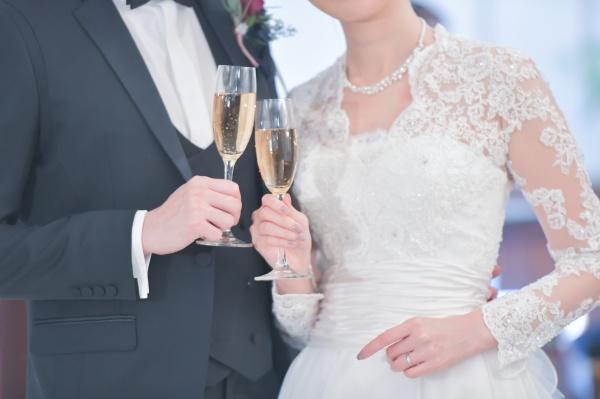 【結婚式の乾杯酒に込められたステキな意味って知ってる❤?】