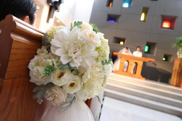 【パパママ婚のおふたりにオススメなのは人前式❤】アットホームで心温まる1日のスタートです♪