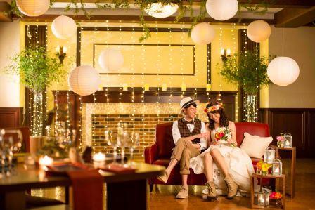 結婚式場で行う2次会ってとっても魅力的❤デュオで2次会もしませんか?