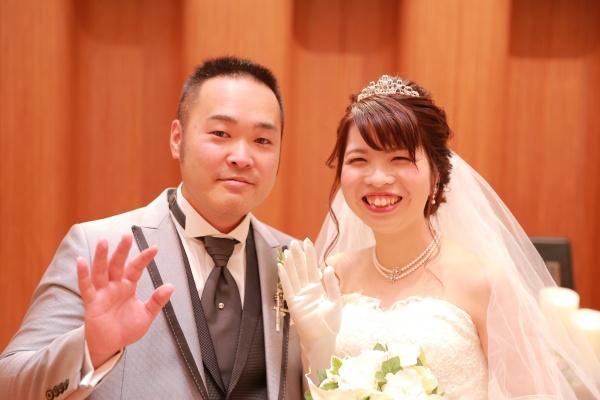 新潟市結婚式場ブライダルステージデュオ 新郎新婦