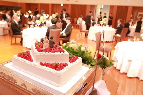 新潟市結婚式場ブライダルステージデュオ パーティー会場