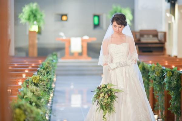 新潟市結婚式場ブライダルステージデュオ チャペル