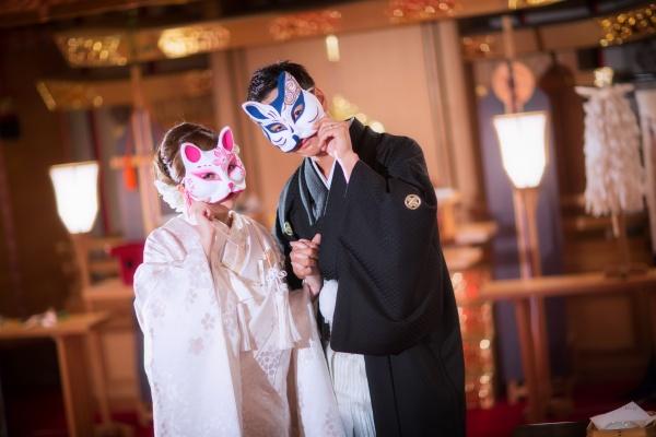 新潟市結婚式場ブライダルステージデュオ 和装 前撮り