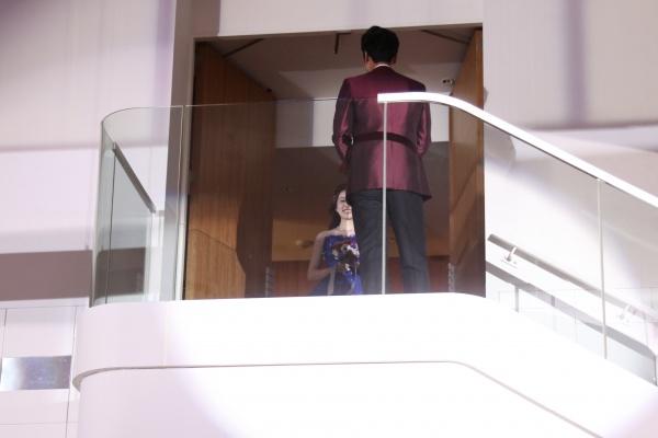 新潟市結婚式場ブライダルステージデュオ  入場