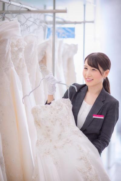 新潟市結婚式場ブライダルステージデュオ ドレス ビアンベール