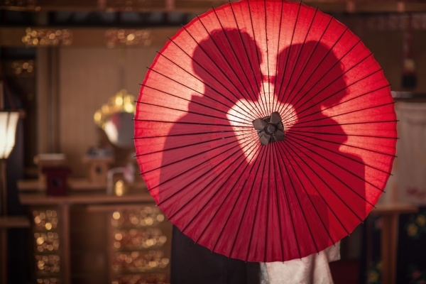 新潟市結婚式場 ブライダルステージデュオ 前撮り撮影 ロケーション撮影 和装