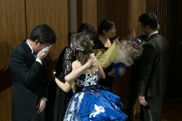 新潟市結婚式場ブライダルステージデュオ 新婦手紙