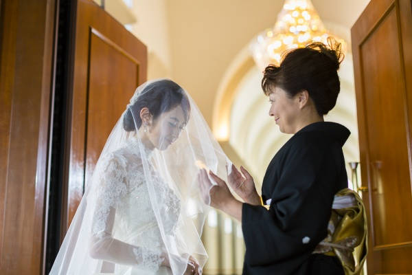 新潟市結婚式場ブライダルステージデュオ チャペル 大きい 大迫力
