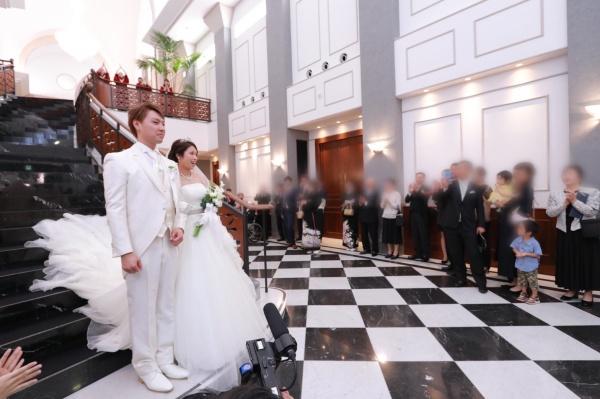 新潟市結婚式場ブライダルステージデュオ アフターセレモニー