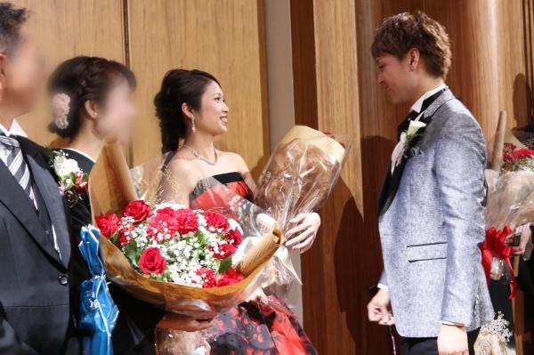 新潟市結婚式場ブライダルステージデュオ 手紙 サプライズ