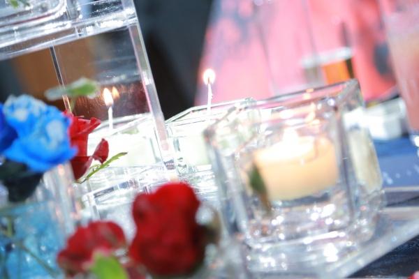 【デュオ花♡パーティーレポート】ロマンティック×スマイル溢れる!幸せいっぱいウェディング~パーティー編~
