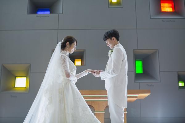 新潟市結婚式場ブライダルステージデュオ準備