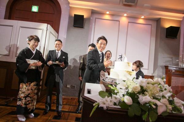 新潟市結婚式場ブライダルステージデュオ サンクスバイト