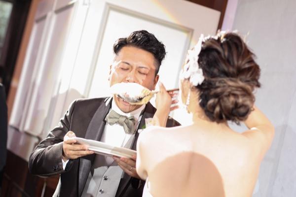 新潟市結婚式場ブライダルステージデュオ ファーストバイト