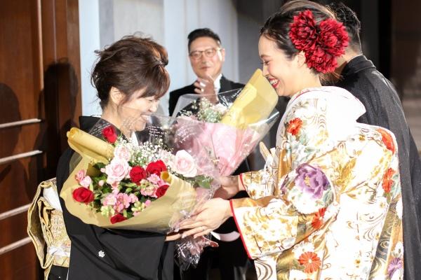 新潟市結婚式場ブライダルステージデュオ 手紙