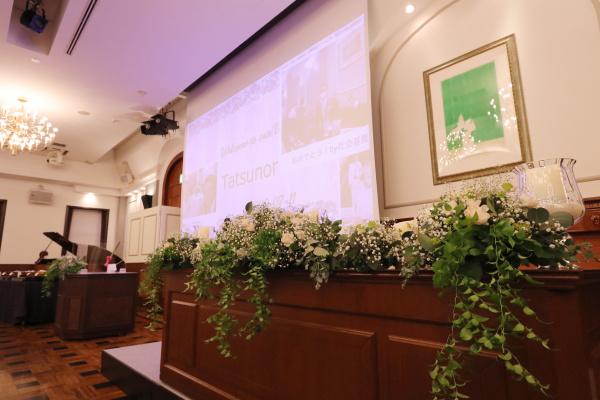 新潟市結婚式場ブライダルステージデュオ フォトマリー