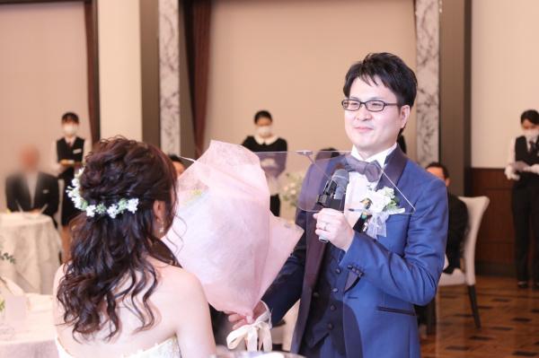 新潟市結婚式場ブライダルステージデュオ サプライズ