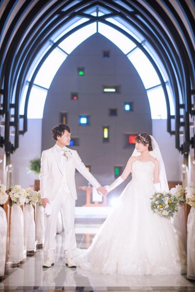 新潟市結婚式場ブライダルステージデュオ 前撮り