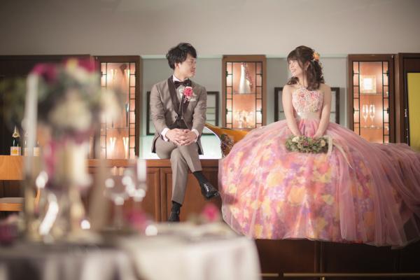 \デュオ花さん✿前撮りレポート/おしゃれ花嫁さまに学ぶ♡イマドキ前撮りフォト