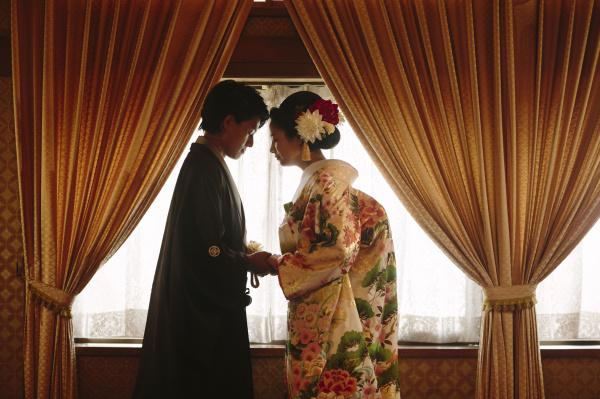 新潟市結婚式場ブライダルステージデュオ 和装