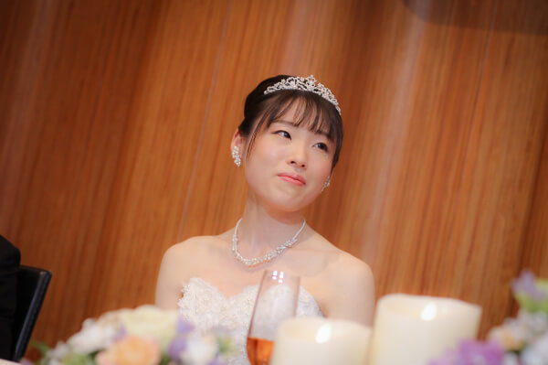 新潟市結婚式場ブライダルステージデュオ 披露宴