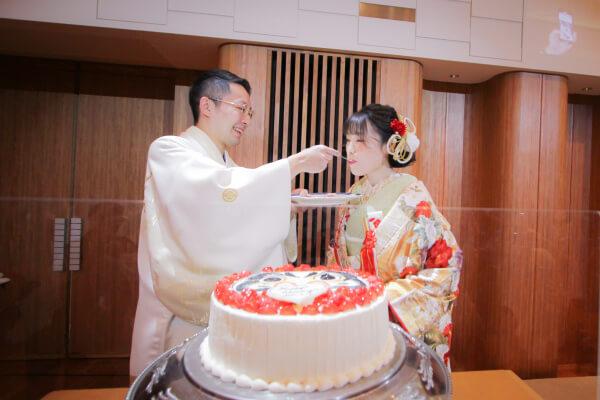 新潟市結婚式場ブライダルステージデュオ 披露宴 ファーストバイト
